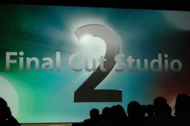 Apple Final Cut Studio 2 будет доступен в мае 2007 года