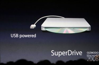 Привод SuperDrive для Apple MacBook Air