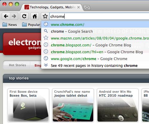 Видимо, в качестве утешения Google предлагает широкий выбор тем, фонов и цветовых схем.