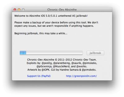Джейлбрейк iPhone 4S и iPad 2 доступен для загрузки