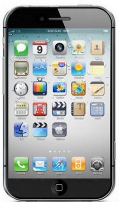 Новый iPhone получит увеличенный экран