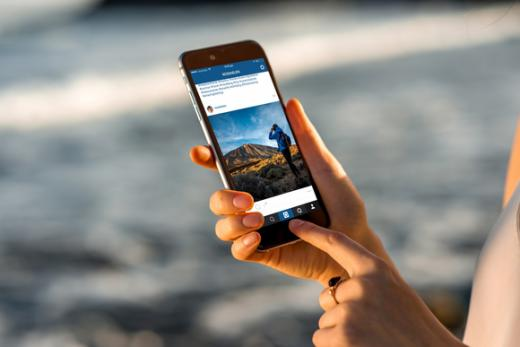 Instagram увеличит длину видео с15-ти секунд доминуты