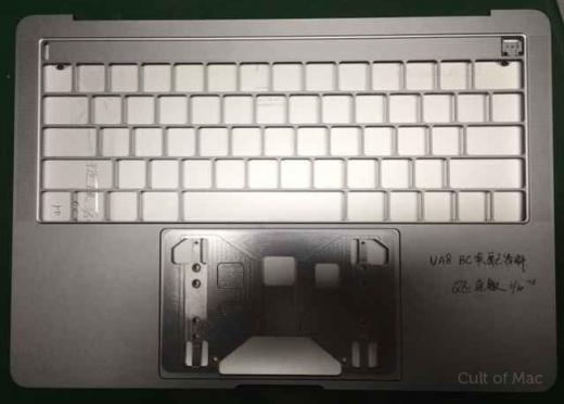 Apple готовится представить MacBook Pro ссенсорной OLED-панелью