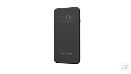 IPhone 8 будет стеклянным