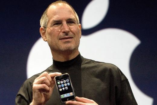 Как Стив Джобс представил iPhone в сей день  10 лет назад