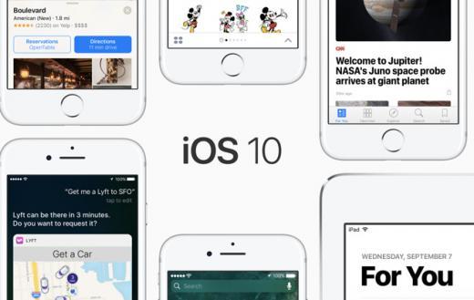 Apple выпустила финальную версию iOS 10.2.1