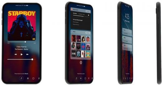 Через два года все iPhone будут оборудованы OLED-дисплеями