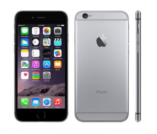 32-гигабайтный iPhone начнет продаваться в Европе