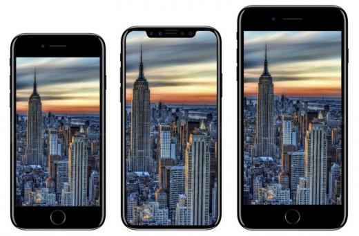 Самсунг заработает наGalaxy S8 менее, чем наiPhone X