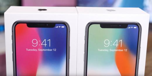 В 2018г  стоит ожидать появления сразу 3-х  моделей Iphone