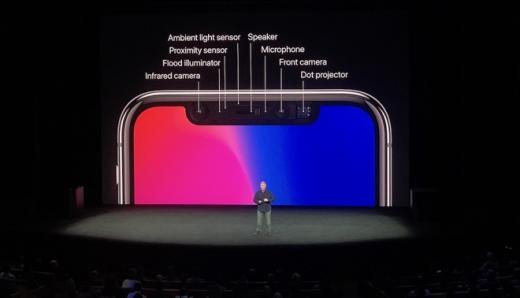 Клиенты ввосторге отiPhone X