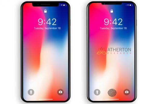 В 2018г. все iPhone получат FaceID