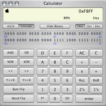 Калькулятор Для Программиста