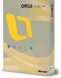 Выпущен Microsoft Office 2008 Service Pack 1