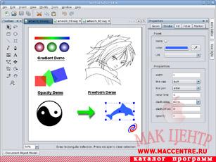 Дизайн и графика программы
